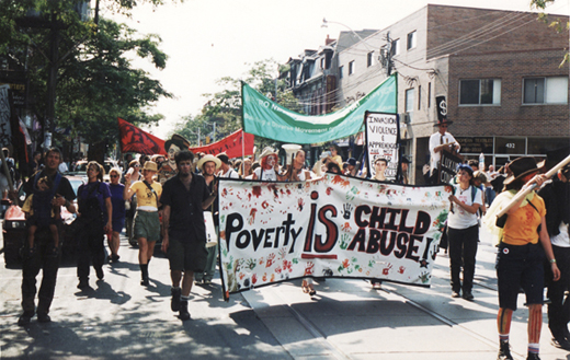 Ontario Coalition Against Poverty demo2