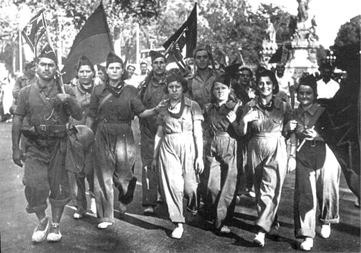 anarchistai 1930